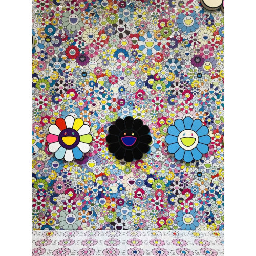 Art News|Murakami Takashi's Lastest Exhibition in Hongkong