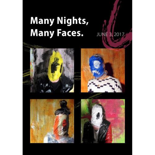 Many Nights Many Faces