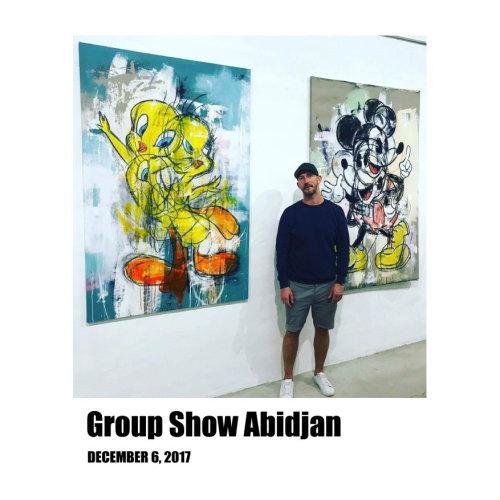 Group Show Abidjan