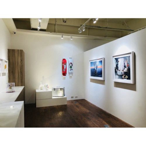 Have Fun Together 2018 GIN HUANG Gallery