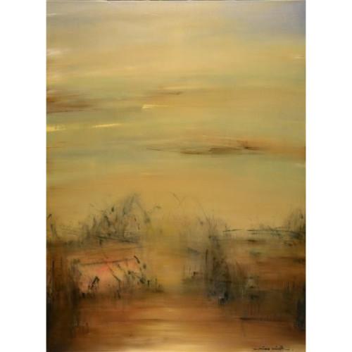 Paysage N。01-05-14 2014 130 x 97 cm Acrylic on canvas