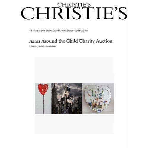 Arms Around the Child Charity Auction