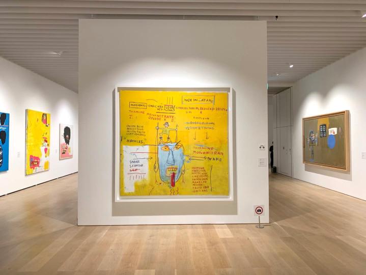 basquiat exhibition
