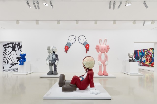 An Exclusive Look Inside KAWS'-COMPANIONSHIP IN THE AGE OF LONELINESS Exhibition