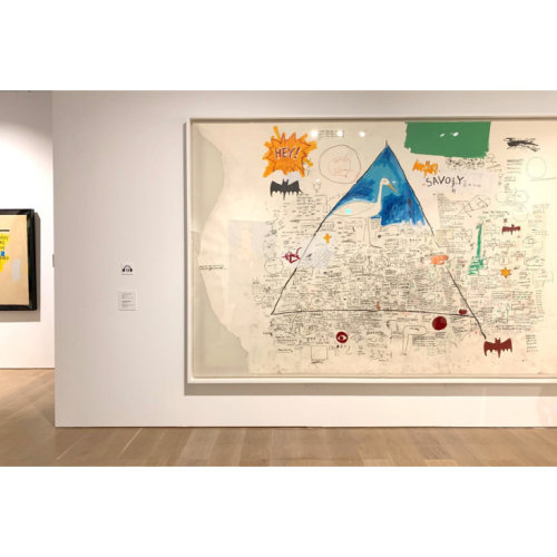 Bijutsutecho|《Basquiat Exhibition Made in Japan》opens. What is the relationship between Basquiat and Japan?